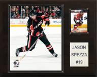 """Ottawa Senators Jason Spezza 12"""" x 15"""" Player Plaque"""