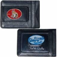 Ottawa Senators Leather Cash & Cardholder
