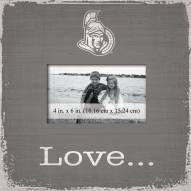 Ottawa Senators Love Picture Frame