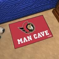 Ottawa Senators Man Cave Starter Mat