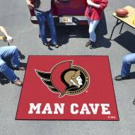 Ottawa Senators Man Cave Tailgate Mat