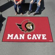 Ottawa Senators Man Cave Ulti-Mat Rug