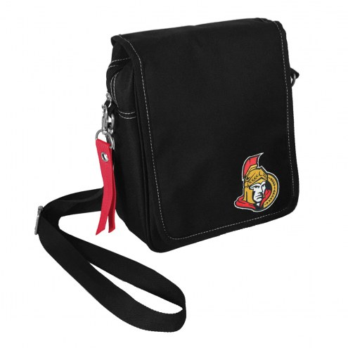Ottawa Senators Ribbon Satchel