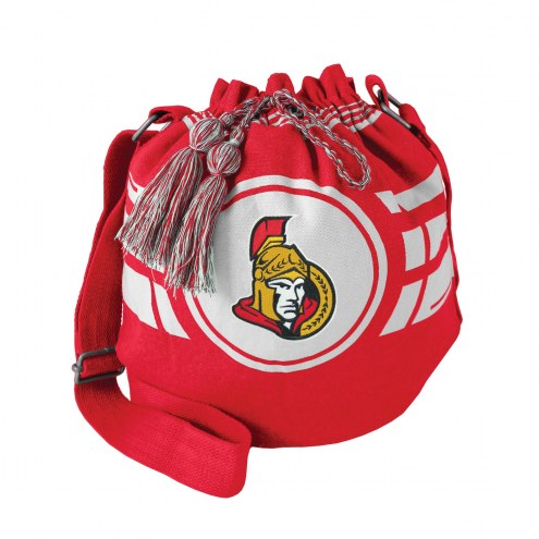 Ottawa Senators Ripple Drawstring Bucket Bag