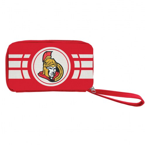 Ottawa Senators Ripple Zip Wallet