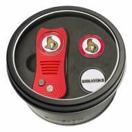 Ottawa Senators Switchfix Golf Divot Tool & Ball Markers