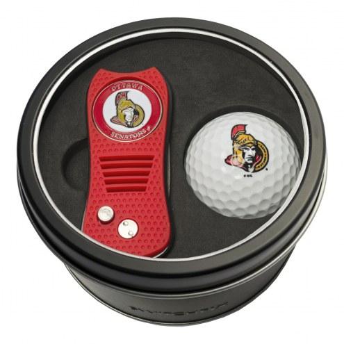 Ottawa Senators Switchfix Golf Divot Tool & Ball