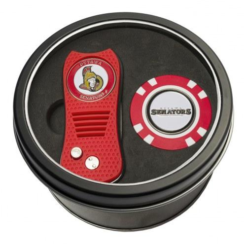 Ottawa Senators Switchfix Golf Divot Tool & Chip