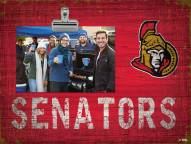 Ottawa Senators Team Name Clip Frame