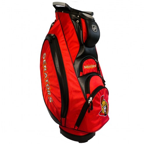 Ottawa Senators Victory Golf Cart Bag