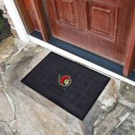 Ottawa Senators Vinyl Door Mat