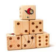 Ottawa Senators Yard Dice