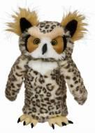 Owl Oversized Animal Golf Club Headcover