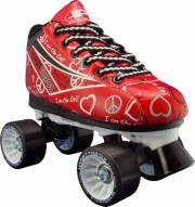 Pacer Heart Throb Women's Roller Skates - SCUFFED
