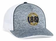 Pacific Headwear Aggressive Heather Custom Snapback Trucker Hat