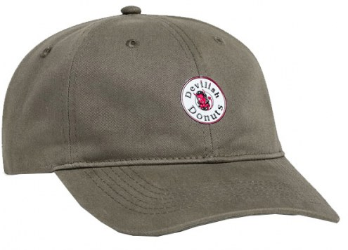 Pacific Headwear Brushed Cotton Twill Custom Adjustable Buckle Back Hat