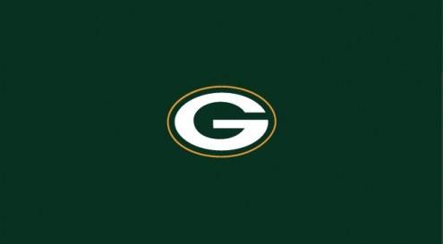 Green Bay Packers NFL Team Logo Billiard Cloth