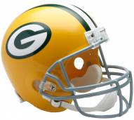 Riddell Green Bay Packers 1961-79 Deluxe Collectible Throwback NFL Football Helmet