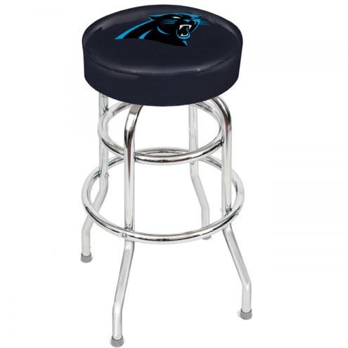 Carolina Panthers NFL Team Bar Stool