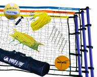 Park and Sun Tri-Ball Sport 3-Way Volleyball Set