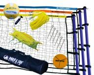 Park and Sun Tri-Ball Sport 3-Way Volleyball Set