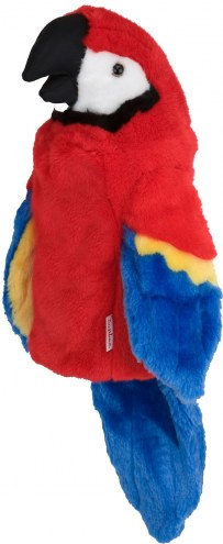 Parrot Golf Driver Head Cover