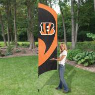 Cincinnati Bengals NFL Tall Team Flag