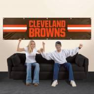 Cleveland Browns NFL 8' Banner