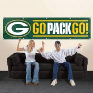 Green Bay Packers NFL 8' Banner