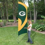 Green Bay Packers NFL Tall Team Flag