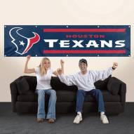 Houston Texans NFL 8' Banner