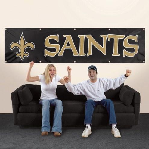 New Orleans Saints NFL 8' Banner