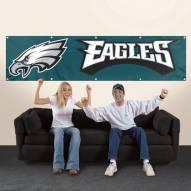 Philadelphia Eagles NFL 8' Banner