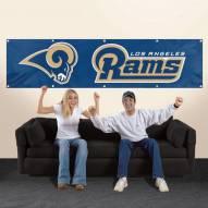 Los Angeles Rams NFL 8' Banner