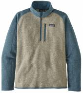 Patagonia Custom Men's Better Sweater 1/4 Zip Fleece Pullover