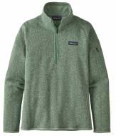 Patagonia Custom Women's Better Sweater 1/4 Zip Fleece Pullover
