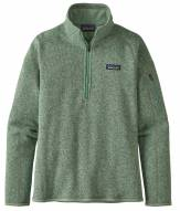 Patagonia Custom Women's Better Sweater 1/4 Zip Fleece Pullover