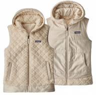 Patagonia Women's Los Gatos Hooded Fleece Vest