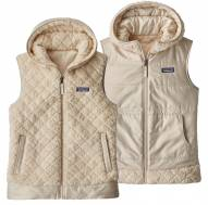 Patagonia Women's Los Gatos Hooded Fleece Vest