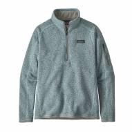 Patagonia Women's Better Sweater 1/4 Zip Fleece Pullover