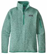 Patagonia Women's Better Sweater 1/4 Zip Fleece Jacket