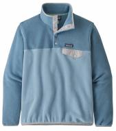 Patagonia Women's Lightweight Synchilla Snap-T Custom Fleece Pullover