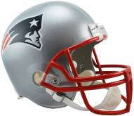 Riddell New England Patriots Deluxe Collectible NFL Football Helmet