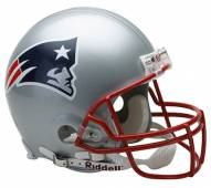 Riddell New England Patriots Authentic VSR4 NFL Football Helmet