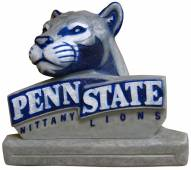 """Penn State """"Nittany Lion"""" Stone College Mascot"""