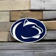 "Penn State Nittany Lions 12"" Steel Logo Sign"