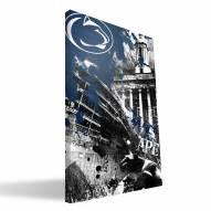 "Penn State Nittany Lions 16"" x 24"" Spirit Canvas Print"