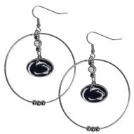 "Penn State Nittany Lions 2"" Hoop Earrings"