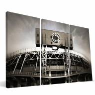 "Penn State Nittany Lions 24"" x 48"" Stadium Canvas Print"