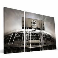 "Penn State Nittany Lions 24"" x 48"" Stadium Canvas Print"